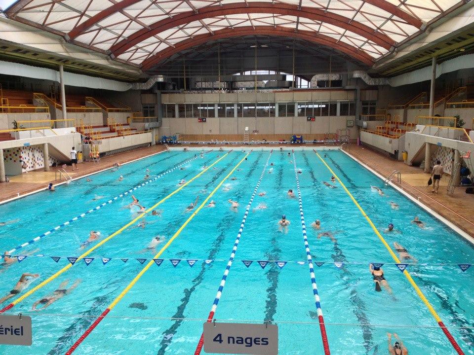 Une piscine clichy batignolles blog parc 17 - Piscine des tourelles porte des lilas ...