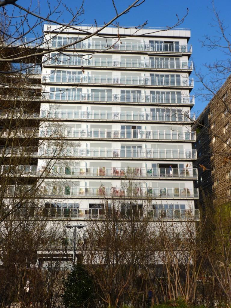 Parc 17, bâtiment A