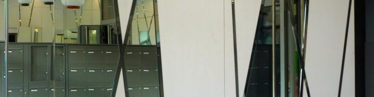 Hall des bâtiments A & B